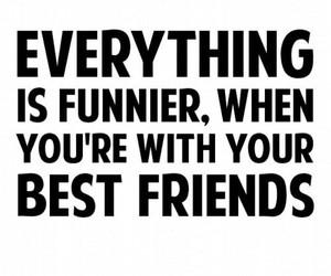 best friends, goal, and bestfriends image