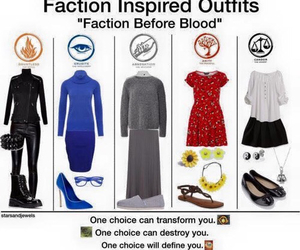dauntless and abnegation image