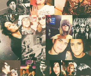 a7x, avenged sevenfold, and handsome guys image