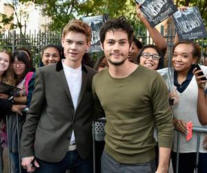 the maze runner, tmr, and dylan o'brien image