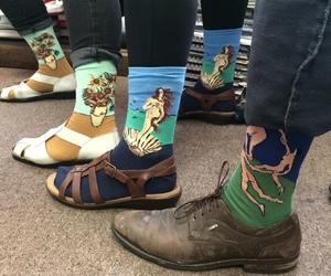 socks and art image