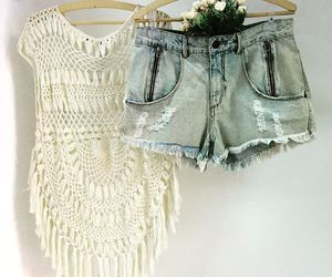 blusa, clothes, and croche image