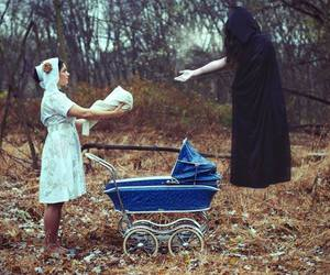 baby and witch image