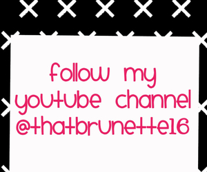 follow, youtube, and summer image