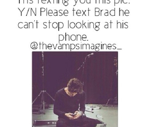 imagine, brad simpson, and the vamps image
