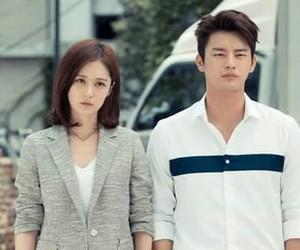 drama, jang nara, and seo in guk image