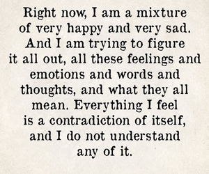 feelings, happy, and quotes image