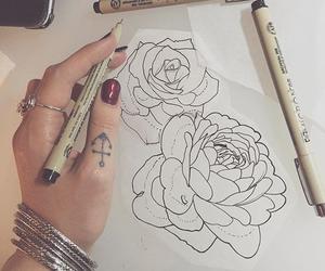 tattoo roses and tattoo rosas image
