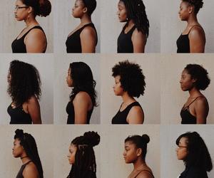 beautiful, black women, and african american women image