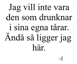 quote, swedish, and text image