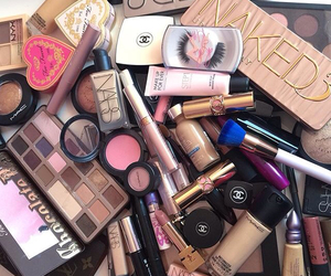 beaty, beauty, and chanel image