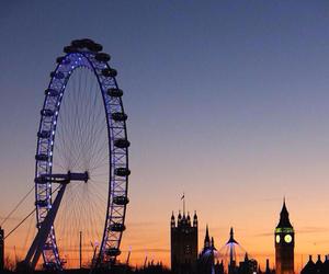 london eye, amazing, and beautiful image