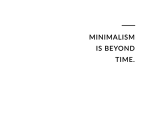 quote, minimalism, and time image