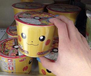 pikachu, japanese, and pokemon image
