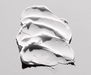 white, paint, and art image