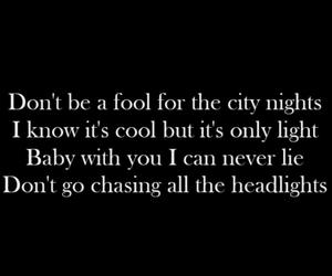 black, headlights, and music image