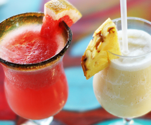 drink, juice, and food image