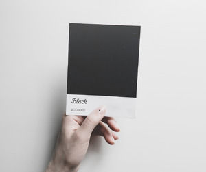 black, card, and minimal image