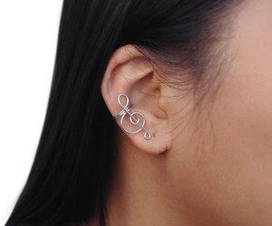 earcuff, ear cuff, and cartilage earrings image
