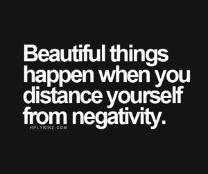 quotes, negativity, and life image
