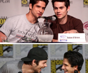 teen wolf and friends image