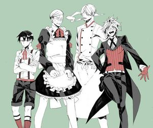 awesome, black butler, and lol image