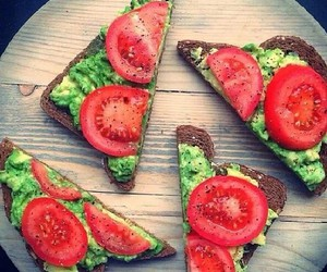 tomatoes and sandwiches image