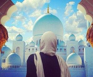 muslim, hijab, and islam image