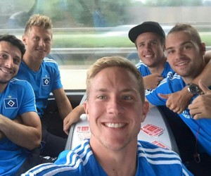 hsv, lewis holtby, and hamburgersv image