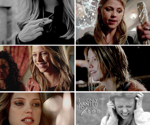 The Originals, riley voelkel, and freya mikaelson image