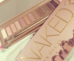 make up, naked, and beauty image