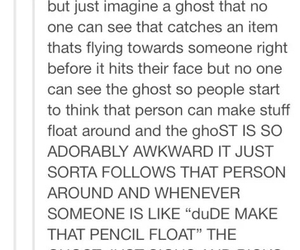 tumblr, spoopy, and cute image