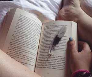 book, we heart it, and babel image