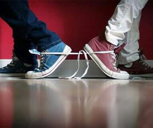 love, boy, and converse image