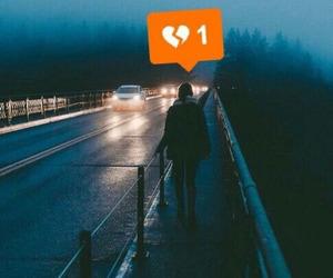 sad and alone image