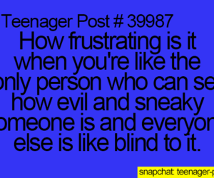 teenager post, true, and relatable image