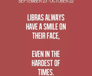 fact, Libra, and quote image