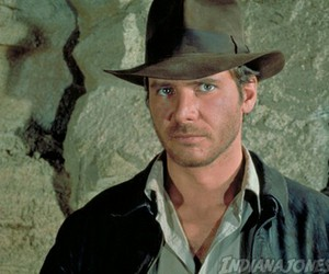 crush, Indiana Jones, and ford image