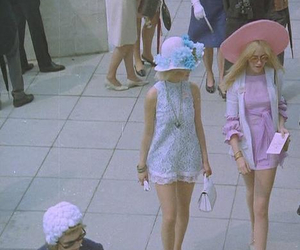 60s, fashion, and vintage image