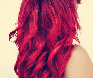 hair, red, and red hair image