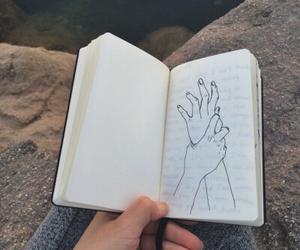 art, grunge, and draw image