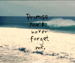 promise, love, and quotes image