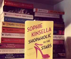 books, shopaholic, and love image