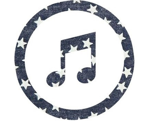 music, artist, and patterns image