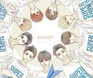 alright, super junior, and yesung image