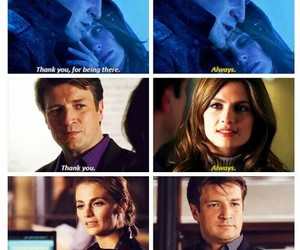 always, castle, and love image