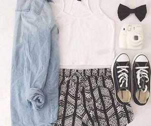 fashion, outfit, and clothes image