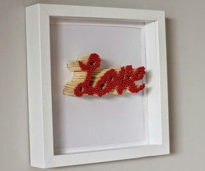 deco, diy, and red image