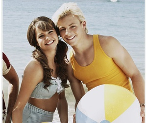 maia mitchell, ross lynch, and teen beach movie image
