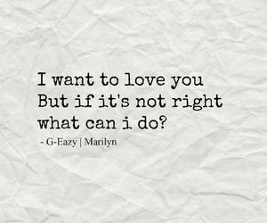 Lyrics, marilyn, and text image
